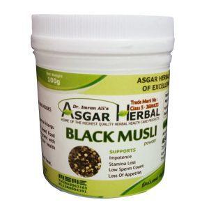 Black-Musli-Powder