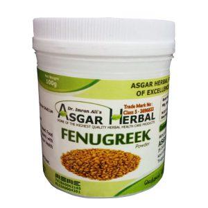 Fenugreek-Powder