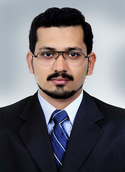 Dr. A. Imran CEO of the Asgar Healthcare Group