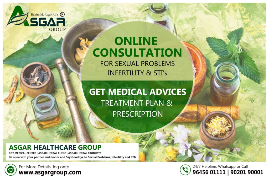 Online Consultation for sex problems Erectile Dysfunction Kerala