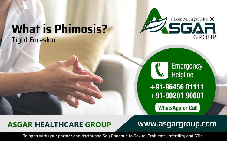 What is Phimosis / Tight Foreskin?