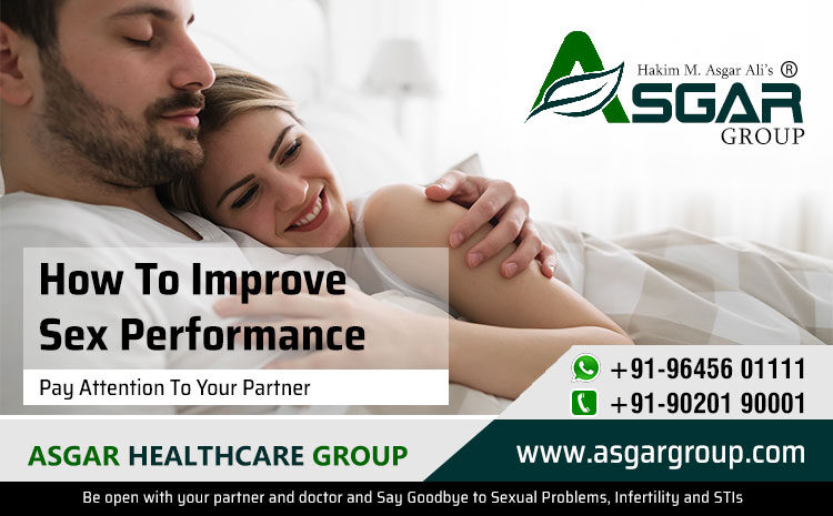 Easy Ways To Improve Your Sexual Performance