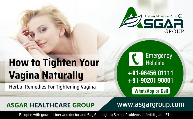 How To Tighten Your Vagina Naturally