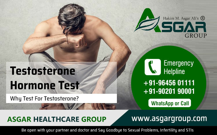 Testosterone Hormone Test