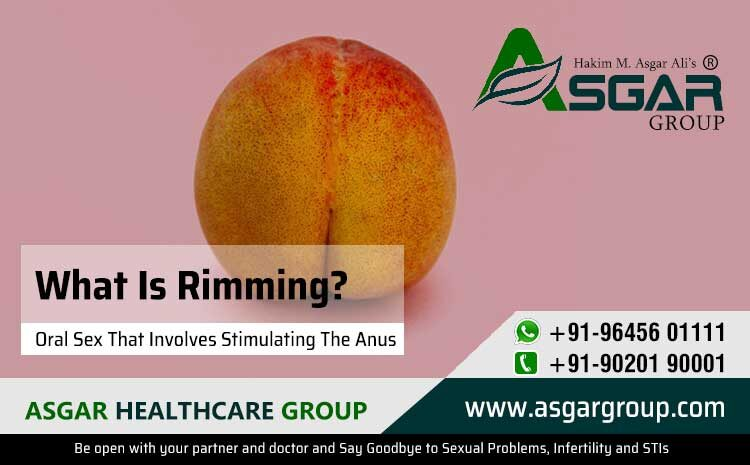 What Is Rimming?