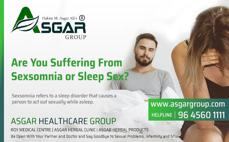 Are You Suffering From Sexsomnia or Sleep Sex?
