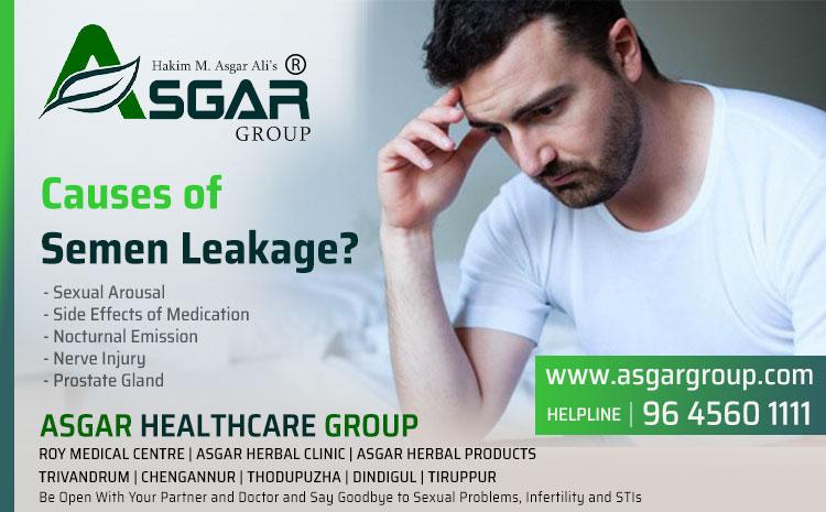 What is Semen Leakage?