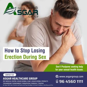 How to Stop Losing Your Erection During Sex