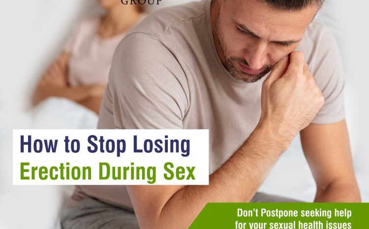 Loss of Erection During Intercourse