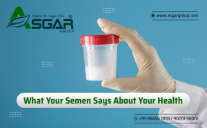 What Your Semen Says About Your Health